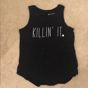"Pure Barre ""Killin' It"" shirt"